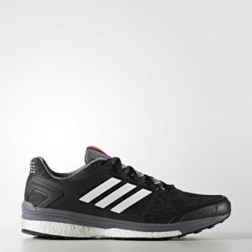 Zapatillas Adidas para hombre super nova sequence 9 core negro/footwear blanco/scarlet BB1613-185