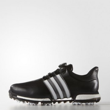 Zapatillas Adidas para hombre tour 360 boost core negro/footwear blanco/power rojo F33410-206
