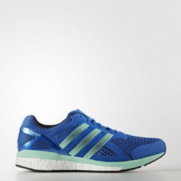 Zapatillas Adidas para hombre zero tempo 8 azul/night navy/easy verde BB4357-215
