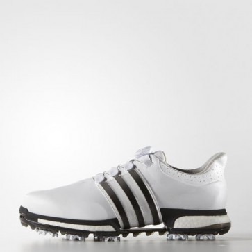 Zapatillas Adidas para hombre tour 360 boost footwear blanco/core negro/dark silver metallic F33409-216