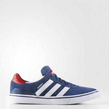 Zapatillas Adidas para hombre busenitz vulc mystery azul/footwear blanco/scarlet BB8442-223