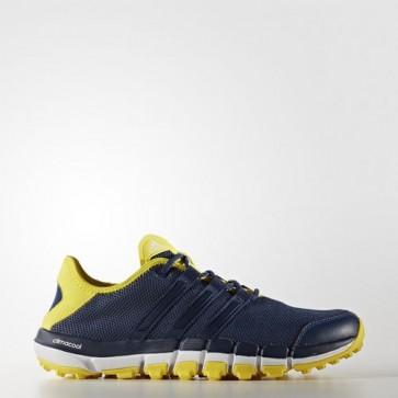 Zapatillas Adidas para hombre climacool st mystery azul/mystery azul/vivid amarillo F33528-231
