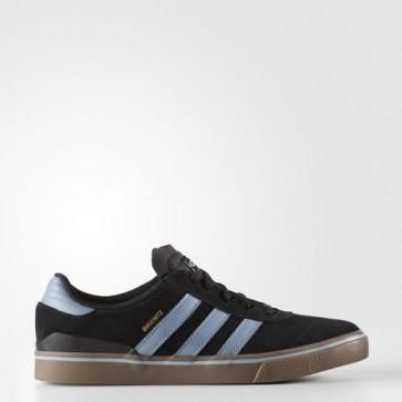 Zapatillas Adidas para hombre busenitz vulc core negro/tactile azul/gum BB8443-255