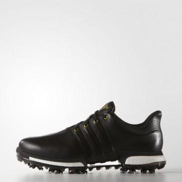 Zapatillas Adidas para hombre tour 360 boost core negro/gold metallic F33262-275