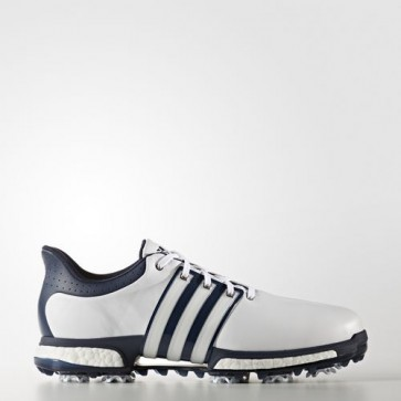 Zapatillas Adidas para hombre tour 360 boost footwear blanco/dark slate/silver metallic Q44822-283