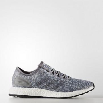 Zapatillas Adidas para hombre pure boost gris/gris oscuro/clear gris BA8900-293