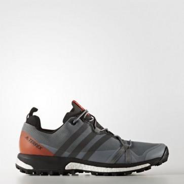 Zapatillas Adidas para hombre terrex agravic vista gris/core negro/energy BB0962-326