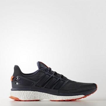 Zapatillas Adidas para hombre energy boost 3 night navy/midnight gris/energy naranja BB5786-331