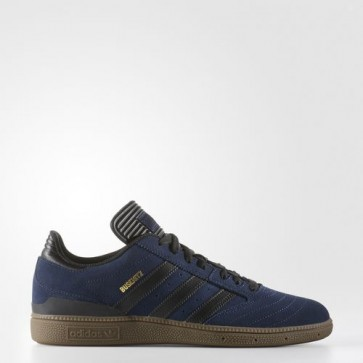 Zapatillas Adidas para hombre busenitz pro collegiate navy/core negro/gum BB8429-343