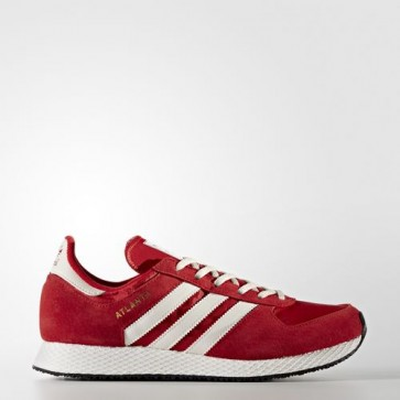 Zapatillas Adidas para hombre atlanta scarlet/chalk blanco/gold met. BY1880-363