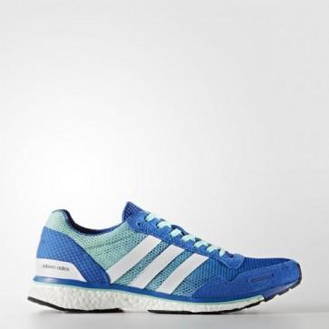 Zapatillas Adidas para hombre zero os azul/footwear blanco/easy verde BA7949-385