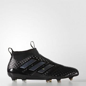 Zapatillas Adidas para hombre ace 17+ césped natural core negro/footwear blanco BB4310-408