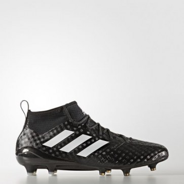 Zapatillas Adidas para hombre ace 17.1 césped natural core negro/footwear blanco/night metallic BB4317-412