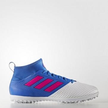 Zapatillas Adidas para hombre ace 17.3 primemesh azul/shock rosa/footwear blanco BB0862-424
