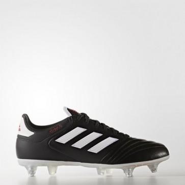 Zapatillas Adidas para hombre copa 17.2 césped natural core negro/footwear blanco BA9201-436