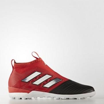 Zapatillas Adidas para hombre ace tango 17+ purecontrol rojo/footwear blanco/core negro S82078-491