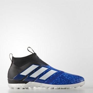 Zapatillas Adidas para hombre ace tango 17+ purechaos azul/crystal blanco/core negro BZ0569-494