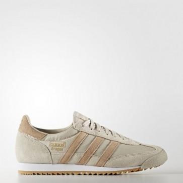 Zapatillas Adidas para hombre dragon vintage marrón claro/clay marrón/gum BB1263-500