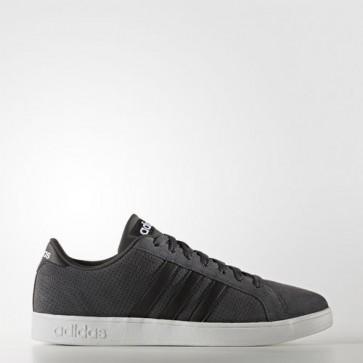 Zapatillas Adidas para hombre baseline gris oscuro/core negro/footwear blanco B74440-530