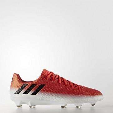 Zapatillas Adidas para hombre messi 16.1 césped natural rojo/core negro/footwear blanco BB1878-581