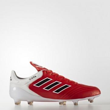 Zapatillas Adidas para hombre copa 17.1 césped natural rojo/core negro/footwear blanco BB3551-588