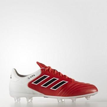 Zapatillas Adidas para hombre copa 17.2 césped natural rojo/core negro/footwear blanco BB3553-600