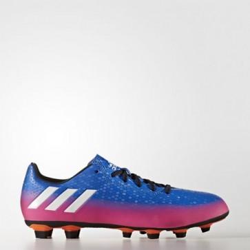 Zapatillas Adidas para hombre messi 16.4 azul/footwear blanco/solar naranja BB1030-607