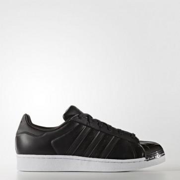 Zapatillas Adidas para mujer super star 80s core negro/footwear blanco BY2883-029