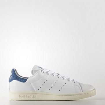 Zapatillas Adidas para mujer stan smith footwear blanco/core azul S82259-066