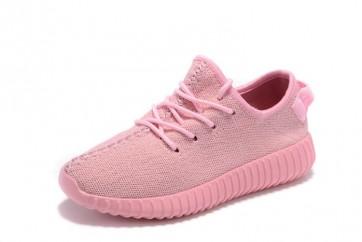 Zapatillas para mujer Adidas Yeezy boost 350 rosa_020