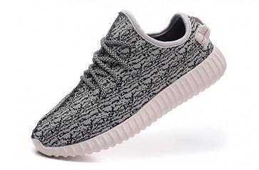 Zapatillas unisex Adidas Yeezy boost 350 gris/blanco_037
