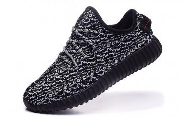 Zapatillas unisex Adidas Yeezy boost 350 negero/blanco_040