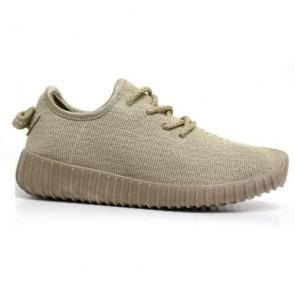 Zapatillas para mujer Adidas yeezy ambassador beige_077