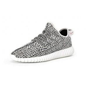 Zapatillas unisex Adidas yeezy boost 350 negro/blanco_079