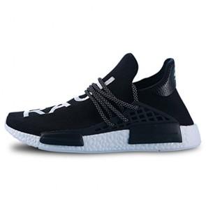 Zapatillas para mujer Adidas yeezy race pharrell williams negro/blanco_085