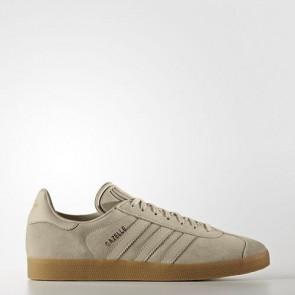 Zapatillas Adidas para hombre gazelle clay marrón/gum BB5264-010