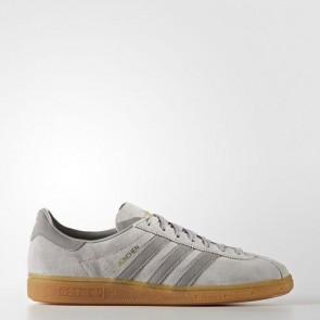 Zapatillas Adidas para hombre nchen medium gris/solid gris/gum BB5293-016