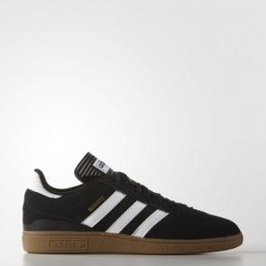 Zapatillas Adidas para hombre busenitz core negro/footwear blanco/gold metallic G48060-019