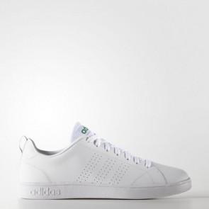 Zapatillas Adidas para hombre vs advantage blanco/verde F99251-028
