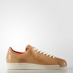 Zapatillas Adidas para hombre super star 80s off blanco BA7767-030