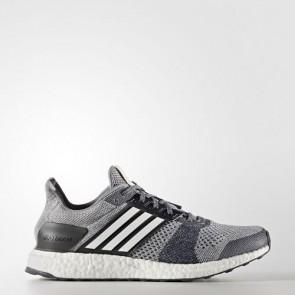 Zapatillas Adidas para hombre ultra boost st gris/footwear blanco/core rojo BA7839-035