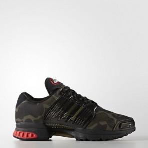Zapatillas Adidas para hombre clima cool core negro/olive cargo/night cargo BA7179-040