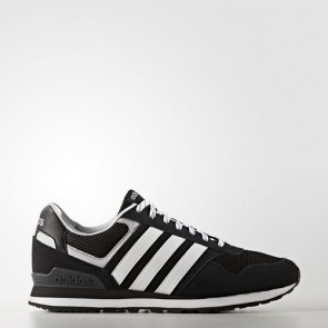 Zapatillas Adidas para hombre 10k core negro/footwear blanco/matte silver AW3854-046