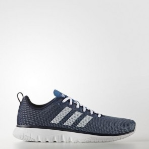 Zapatillas Adidas para hombre cloudfoam super flex collegiate navy/footwear blanco/core azul AW4173-059