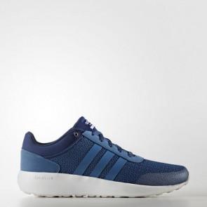 Zapatillas Adidas para hombre cloudfoam race core azul/mystery azul B74720-062