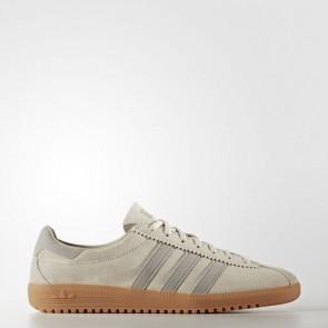 Zapatillas Adidas para hombre bermuda marrón claro/light marrón/gum BB5269-068