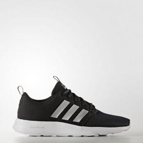 Zapatillas Adidas para hombre cloudfoam swift racer core negro/matte silver/gris oscuro AW4154-075