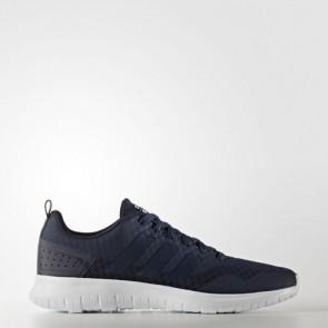 Zapatillas Adidas para hombre cloudfoam lite flex collegiate navy/clear onix AW4168-077