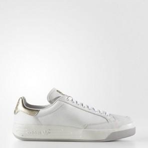 Zapatillas Adidas para hombre rod laver super vintage blanco/silver metallic BA7271-088