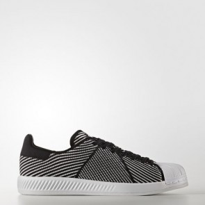 Zapatillas Adidas para hombre super star bounce core negro/footwear blanco S82243-093